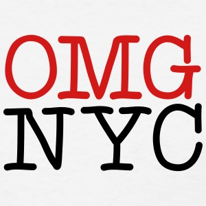 OMG NYC Graphic - Women's T-Shirt