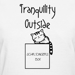 Tranquility Outside - Women's T-Shirt