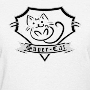 Super Cat T-Shirt - Women's T-Shirt