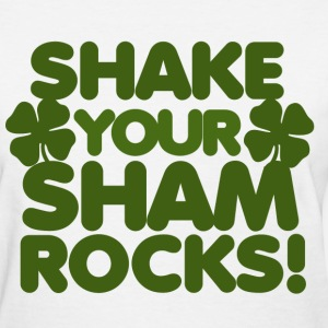 Shake your shamrocks st patricks day