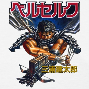Black Swordsman - Women's T-Shirt