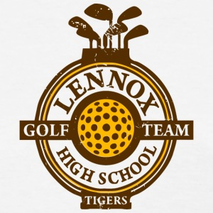 Lennox Golf Team High School Tigers - Women's T-Shirt