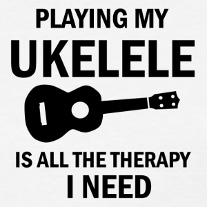 ukulele design - Women's T-Shirt