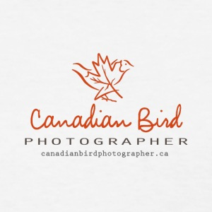 Canadian Bird Photographer - BK Text - Women's T-Shirt