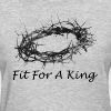 Fit For A King Salvation Crown Passover - Women's T-Shirt