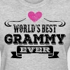 World's Best Grammy Ever - Women's T-Shirt