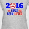 206 THE CURSE HAS BEEN LIFTED - Women's T-Shirt