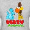 party animals - Women's T-Shirt