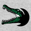 crocodile logo krokodil 402 - Women's T-Shirt