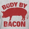 BODY BY BACON - Women's T-Shirt
