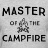 Master of the campfire - Women's T-Shirt