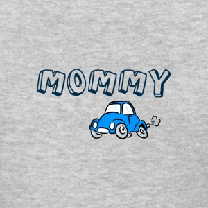 Blue Mommy Car Lover