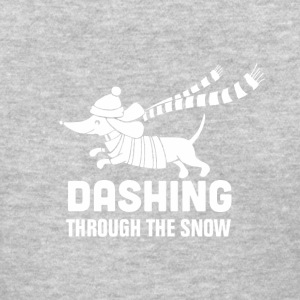 Dashing Through The Snow White