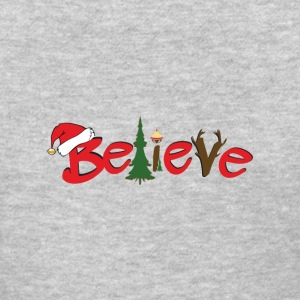 Believe Christmas Santa