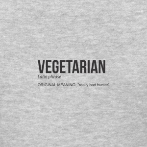 Vegetarian Hilarious Meaning