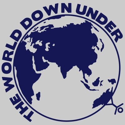 the world down under