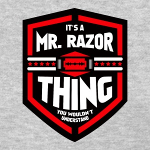 It's a Mr Razor Thing Trini - Women's T-Shirt
