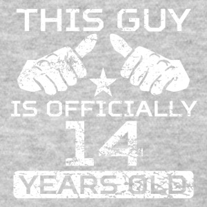 This Guy Is Officially 14 Years Old - Women's T-Shirt