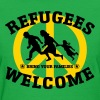 REFUGEES WELCOME - Women's T-Shirt