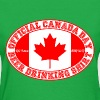 OFFICIAL CANADA DAY BEER DRINKING SHIRT 150 - Women's T-Shirt