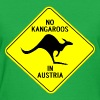 NO KANGAROOS IN AUSTRIA - Women's T-Shirt