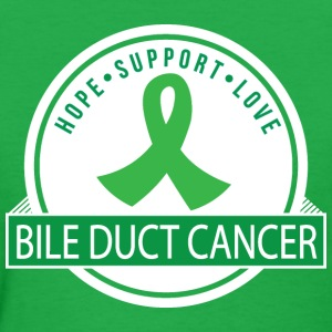 Bile Duct Cancer Awareness Ribbon