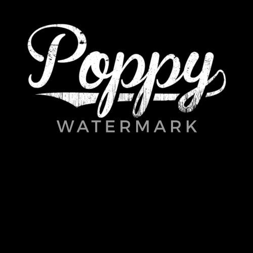 Poppy Happy Birthday Grandpa Gifts Shirt By