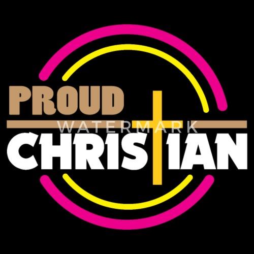 Proud Christian Religion Birthday Gift Idea