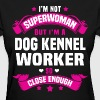 Dog Kennel Worker - Women's T-Shirt