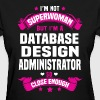 Database Design Administrator - Women's T-Shirt