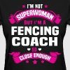 Fencing Coach - Women's T-Shirt