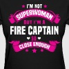 Fire Captain - Women's T-Shirt