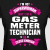 Gas Meter Technician - Women's T-Shirt