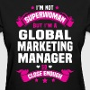 Global Marketing Manager - Women's T-Shirt