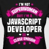 JavaScript Developer - Women's T-Shirt