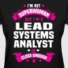 Lead Systems Analyst - Women's T-Shirt