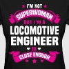 Locomotive Engineer - Women's T-Shirt