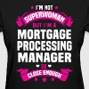 Mortgage Processing Manager - Women's T-Shirt