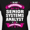 Senior Systems Analyst - Women's T-Shirt