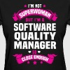 Software Quality Manager - Women's T-Shirt