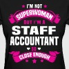 Staff Accountant - Women's T-Shirt