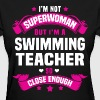 Swimming Teacher - Women's T-Shirt