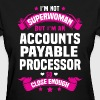 Accounts Payable Processor - Women's T-Shirt