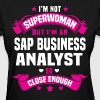 SAP Business Analyst - Women's T-Shirt