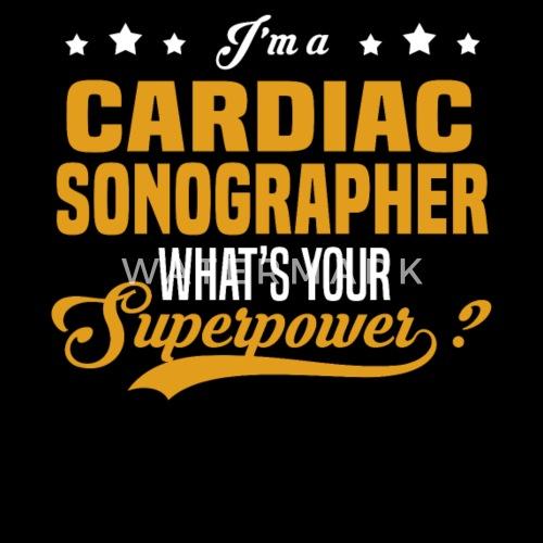 cardiac sonographer by bushking spreadshirt