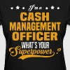 Cash Management Officer - Women's T-Shirt
