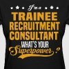 Trainee Recruitment Consultant - Women's T-Shirt
