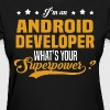 Android Developer - Women's T-Shirt