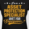 Asset Protection Specialist - Women's T-Shirt