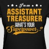Assistant Treasurer - Women's T-Shirt